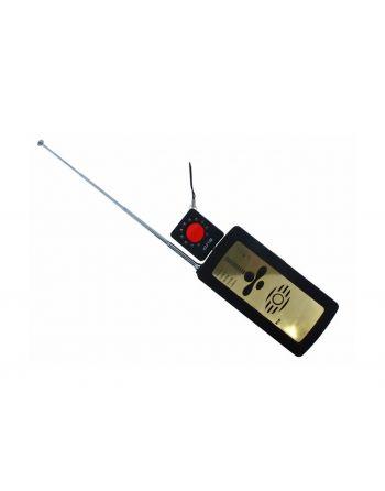 Detector De Escutas Localizador De Frequências