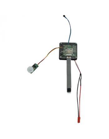 Mini kit Micro Câmera Sensor PIR Detector Movimento 1080p