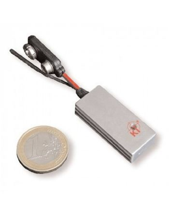 Micro Transmissor escuta ambiental UHF 100mW