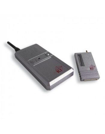Transmissor UHF Avançado Controle Remoto Multifuncional