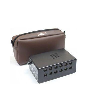 Bloqueador de gravadores de áudio ultrassônico e Supressor de Acústico com 12 emissores