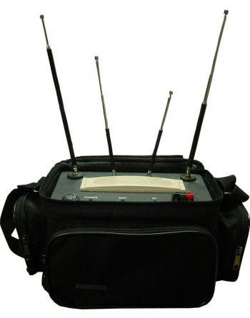 Shtora-4 - jammer portátil gerador de ruído de rádio