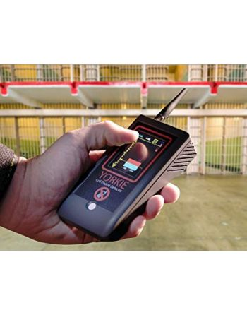 Yorkie Detector de celular escondido detecção de contrabando