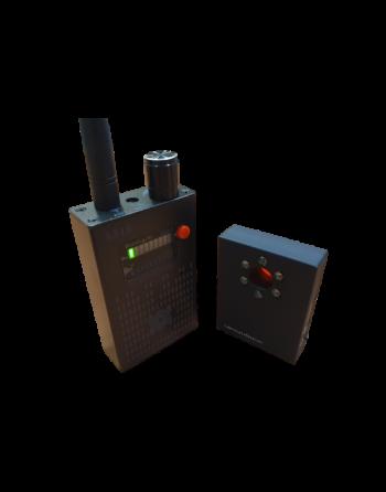 Detector Escutas e Micro Câmeras – Combo