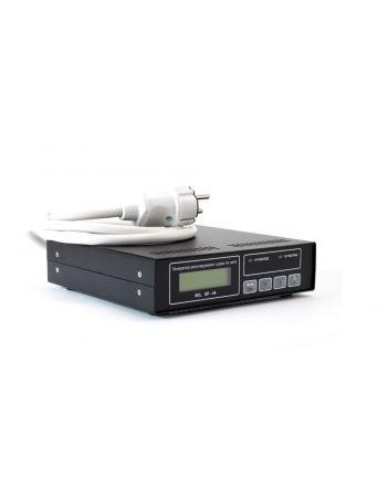 Sistema anti-spy de proteção ativa para circuito elétrico e solo