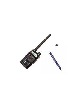 Sistema de Comunicação Secreta via RF UHF e Microfone UHF