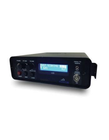 Detector e localizador CSR profissional de escutas e grampos ambientais ISRAELENSE