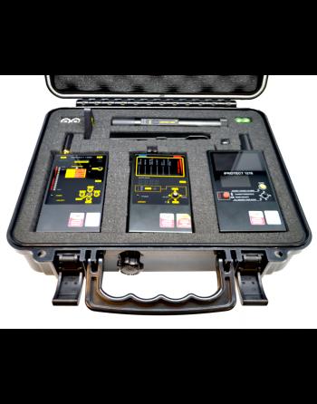 Maleta Full Kit Detecção e Contra Vigilância