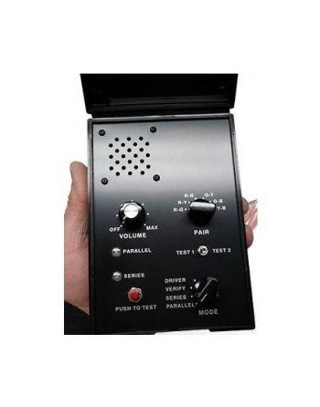 Detector Avançado de escutas telefônicas