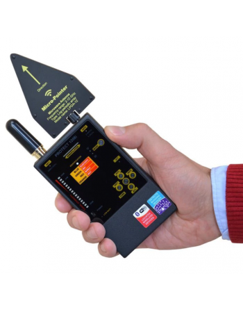 Detector Digital RF Profissional