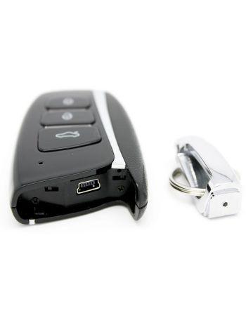 Chaveiro Remoto de carro micro câmera escondida HD 1080p