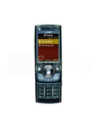 Telefone celular criptografado - Cell Dynamic IMEI com função anti-interceptação