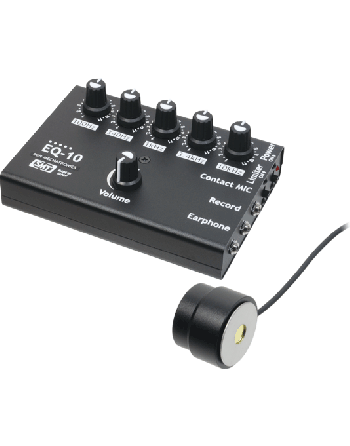 Microfone de Contato com Equalizador EQ1
