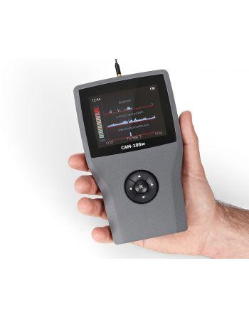 CAM-105w Monitor de atividade celular - 2G/3G/4G Wifi/Bluetooth