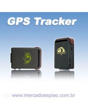 GPS Tracker - Mini Gps Rastreador Veicular E Pessoal Tracker