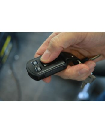 Micro Câmera HD CHAVEIRO 1080p InfraRed Spy