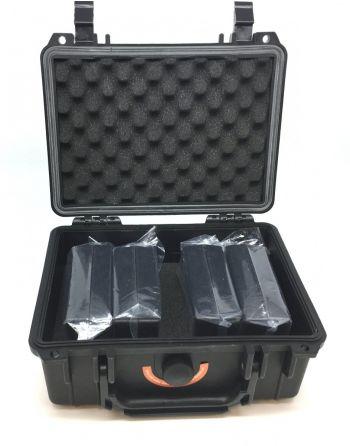 Kit Gerador de Ruído Branco bloqueador de gravador de áudio