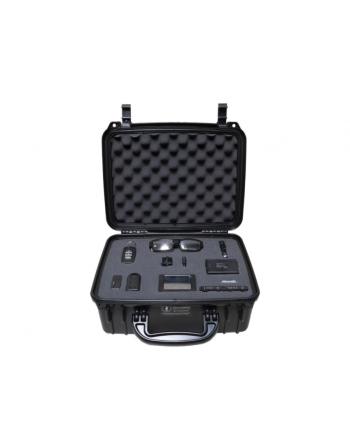 Kit Maleta Micro Câmeras Body Investigação Criminal