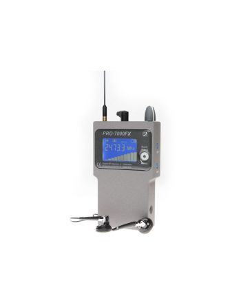 PRO7000FX - Detector digital de escutas portátil profissional