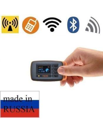 Detector de sinal RF RAKSA iDet