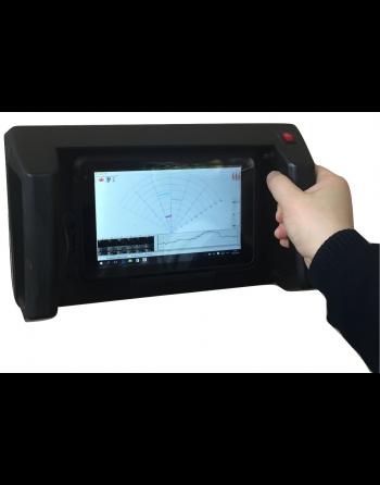 Gerad Ultra Wideband GPR Detector Localizador de movimentos humanos com barreiras