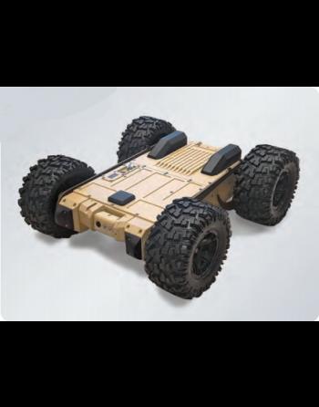 Scorpion - Compacto Portátil Controlado remotamente Complexo de Robótica para Reconhecimento e Desminagem