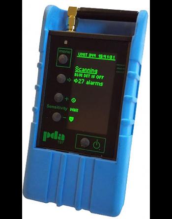 Detector de sinal Mobile 2G 3G 4G Scanning Alarm Profissional