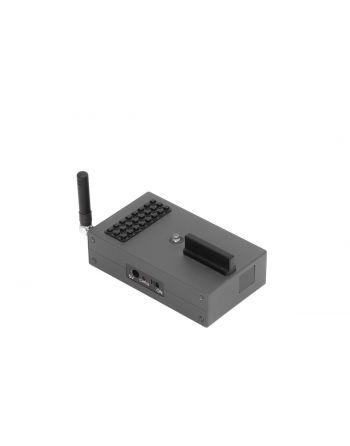 Sistema Multizone de Monitoramento Distribuído ST
