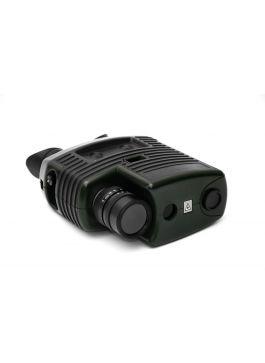 Detector Ótico de Micro Câmera com Laser