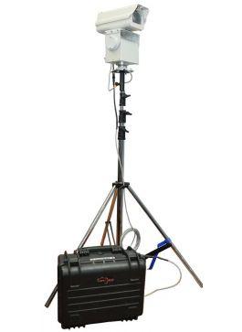Sistema de observação controlado remotamente PTZ 3G 4G WiFi ISRAEL