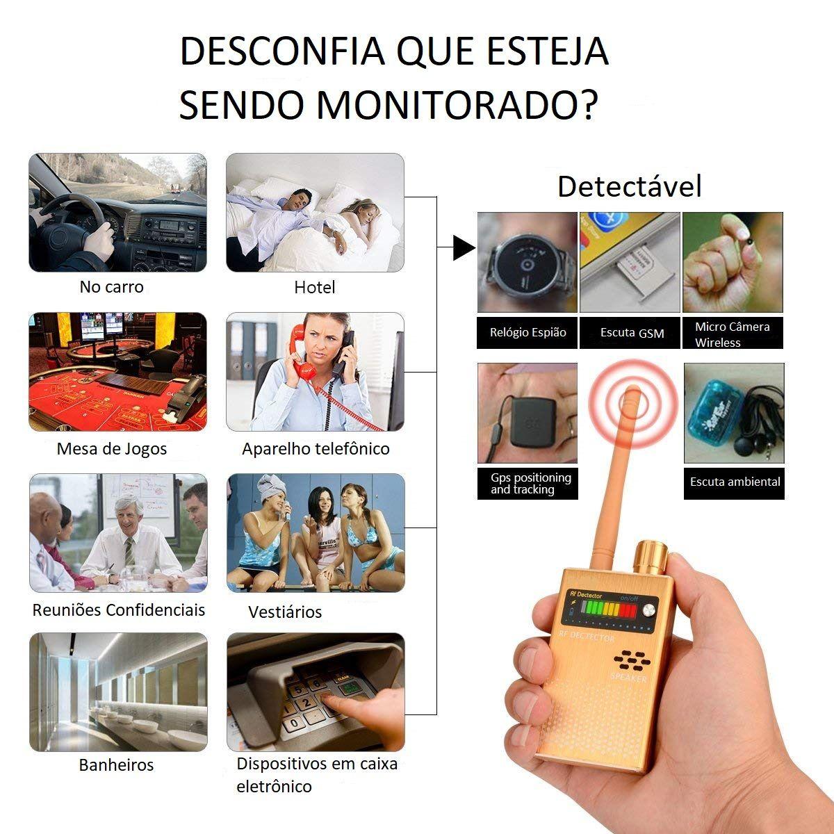 detector de sinal rf