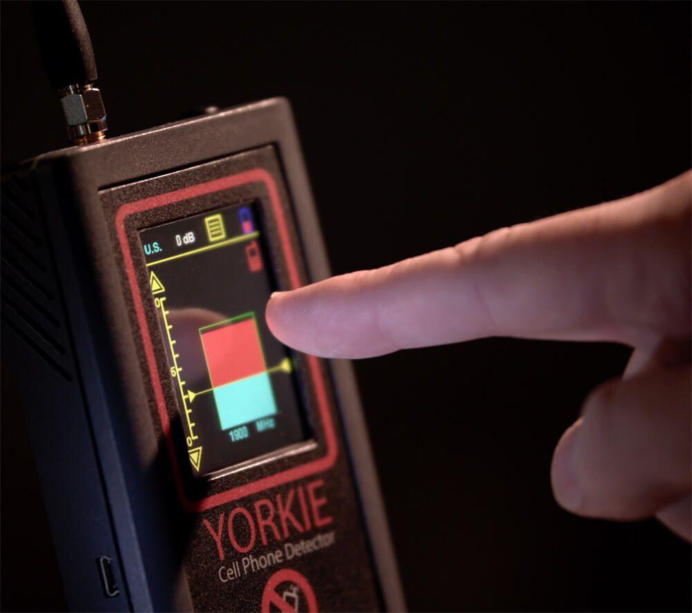 detector de celular
