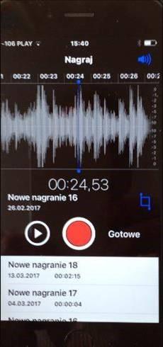 Bloqueador de gravador de áudio