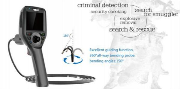 micro camera inspeção